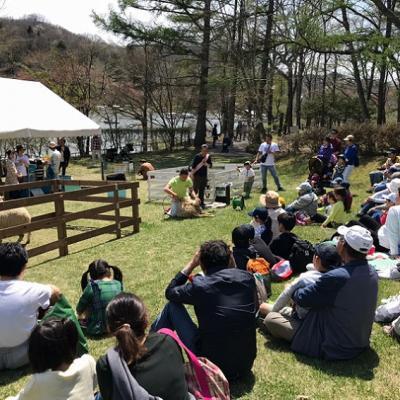 こどもの日の恒例行事、今年も軽井沢へ行ってきました